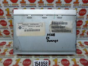 2006 06 DODGE DURANGO DAKOTA RADIO AUDIO AMP AMPLIFIER 05064106AB OEM