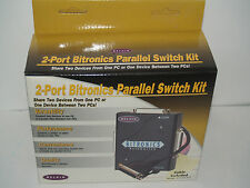 Belkin Bitronics AutoSwitch F1U125-Kit 2 Port Bitronics Parallel Switch Kit