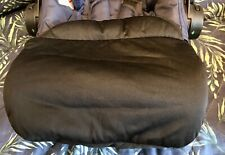 Ickle Bubba Galaxy Car Seat Black Footmuff Cover - FREE POSTAGE