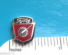 EARLY Ford truck logo  - hat pin , lapel pin , tie tac , hatpin  GIFT BOXED (JB)