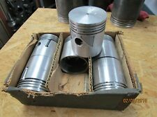 1934 to 1942 Dodge, Chrysler, Desoto 228 and 241 Pistons