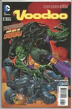 Voodoo #8 : DC Comic Book : New 52 Collection