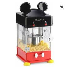 New listing Disney Mickey Mouse Kettle Style Popcorn Popper