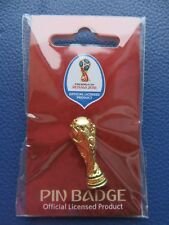 WORLD CUP JULES RIMET TROPHY PIN BADGE BRAZIL ITALY SPAIN FRANCE ARGENTINA