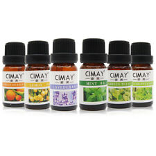 Popular 10ml 100 Pure Natural Essential Oils Aromatherapy Scent Skin Care Hot 6