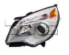 TYC NSF Left Side Halogen Headlight For Chevrolet Equinox LTZ 2010-2015 Models