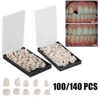 2 Boxes Temporary Crown Posterior Anterior Molar Resin Tooth Teeth Oral Dental