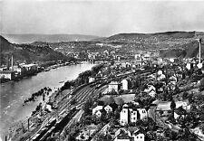 BG17287 usti nad labem pohled od strekowa na mesto  czech republic CPSM 14.5x9cm