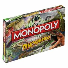 Winning Moves Monopoly Dinosaurs Edition Board Game