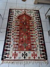 Tapis KILIM Fait Main 158 X 105 cm