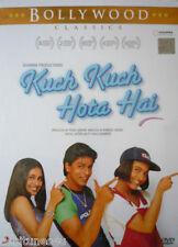 KUCH KUCH HOTA HAI * SHAHRUKH KHAN - ORIGINAL BOLLYWOOD DVD - FREE POST