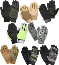 Lightweight Tactical Duty Gloves Camo Work Military Army All Purpose Outdoor