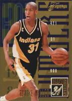 1994-95 Flair Hot Numbers #9 Reggie Miller - NM-MT