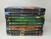 Lot 9 SPIRIT ANIMALS Hardcover Books 1-5 7 + Fall of Beasts 1 2 Book of Shane