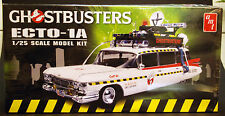 1959 Cadillac Ambulance LECIO 1-a Ghostbusters, 1:25, AMT 750