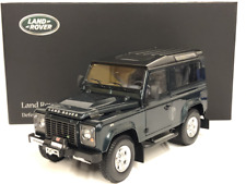 Land Rover Defender 90 Aintree Green 1:18 Scale Kyosho 08901G