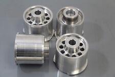 Solid Rear Subframe Bushings E82 E90 E92 E93 1M M3 Aluminum 3 Series Billet NEW