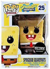 "FUNKO POP! Television_Glow-In-The-Dark SPONGEBOB SQUAREPANTS 3.75 "" Vinyl figure"