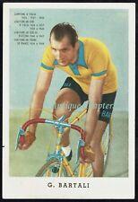 c.1949 Tour De France Champion Cyclist Gino Bartali Postcard C212