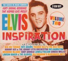 Various Blues(2CD Album)Elvis Inspirations Volume 2-Secret-BVDCD1019-20-New