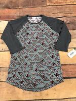 Lularoe Womens Randy T Shirt Size Medium Brand New Disney Minnie Mouse I108