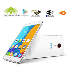 """UNLOCKED 5.5"""" Android 4.4 DualCore 3G GSM+WCDMA GPS Smartphone AT&T StraightTalk"""