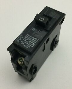 Murray MP120 20-Amp Single Pole Type MP-T Circuit Breaker