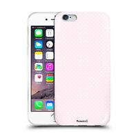 Custodia Cover Design Pois Rosa Per Apple iPhone 4 4s 5 5s 5c 6 6s 7 Plus SE