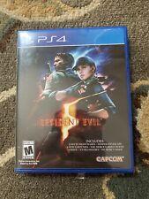 Resident Evil 5 (Sony PlayStation 4, 2016)