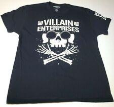 Pro Wrestling Tees Villain Enterprises T-Shirt XXL