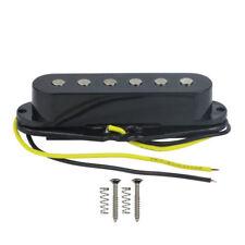 New - Micro Neck Stratocaster Flat Top - Ceramic Black