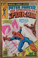 The SPECTACULAR SPIDER-MAN #26 (1979 MARVEL Comics) ~ LOW GRADE Book