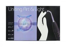 New Zeus Twilight Violet Wand Kit Set - 110V Electrosex E-Stim Stimulation