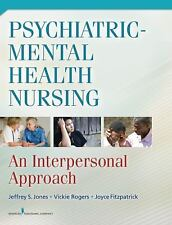 Psychiatric-Mental Health Nursing : An Interpersonal Approach, Paperback by J...