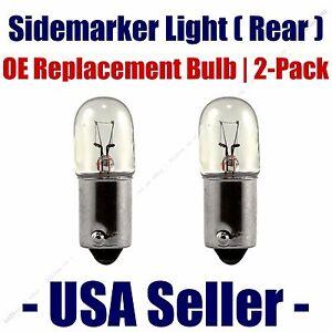 Sidemarker (Rear) Light Bulb 2pk - Fits Listed Sterling Vehicles - 1889