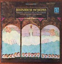 Westphalian Choral Ensemble on Nonesuch HB73012 – Heinrich Schutz