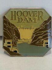 Hoover Dam Souvenir Travel Lapel Hat Pin Collectable