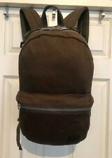 Herschel Canvas Back Pack Large Khaki Green - Used Once