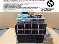 HP DL380 Gen9 v3 10Gbit iSCSI 7.2TB 15K 32-Cores 128GB Gen9 Server San Solution