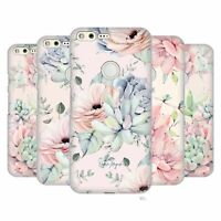OFFICIAL NATURE MAGICK SUCCULENTS AND CACTUS ON PINK BACK CASE FOR GOOGLE PHONES