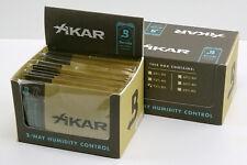 24 x Xikar Boveda Humidipak 2-way Humidifer groß 72% Befeuchter für Humidore