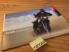 aprilia Pfad Pegaso 650 Moto Prospekt Katalog Werbung Broschüre Prospekt Katalog