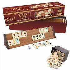 Star-VIP-Rummy aus Holz, Romme, Okey set