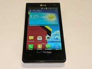 LG Lucid VS840 8GB Verizon Wireless 4G LTE Purple Android Touchscreen Smartphone
