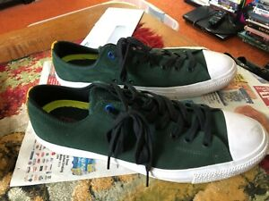 Converse Cons CTA Pro Suede Low Top Sneakers Trainers for SKATEBOARDING size 12