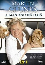 MARTIN CLUNES A MAN AND HIS DOGS ITV1 IMC VISION UK 2010 REGION 2 DVD NEW