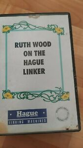 Ruth Wood on the Hague linker