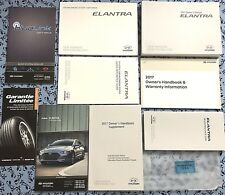 Accent 13 2013 Hyundai Owners Owner/'s Manual OEM