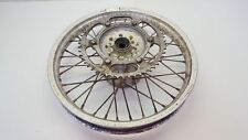 Bent & Cracked Rear Wheel Yamaha WR200 WR 200 Rim 18x1.85 1992-1996