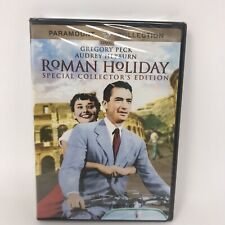 Roman Holiday DVD Special Collectors Edition Audrey Hepburn Gregory Peck Sealed